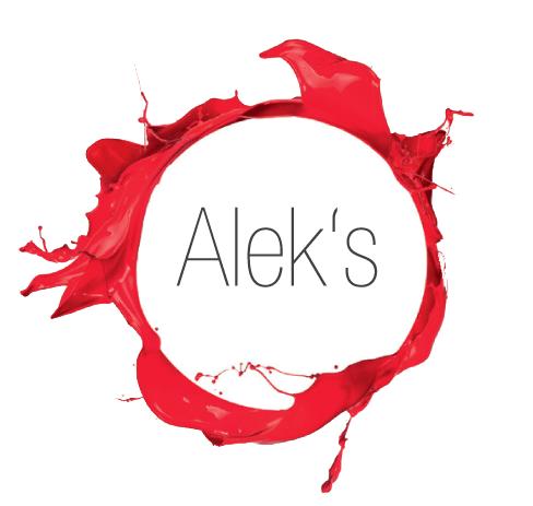 Logo Aleks Nailatelier